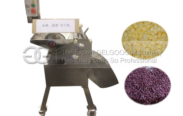 Vegetable Cube Cutting Machine for Sale