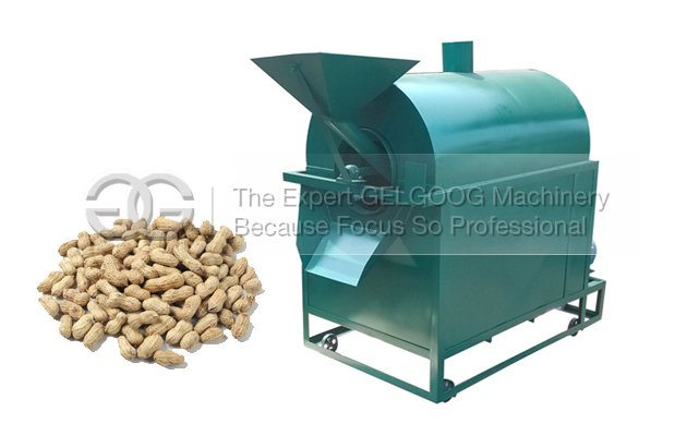 Peanut Dryer and Roaster Machine