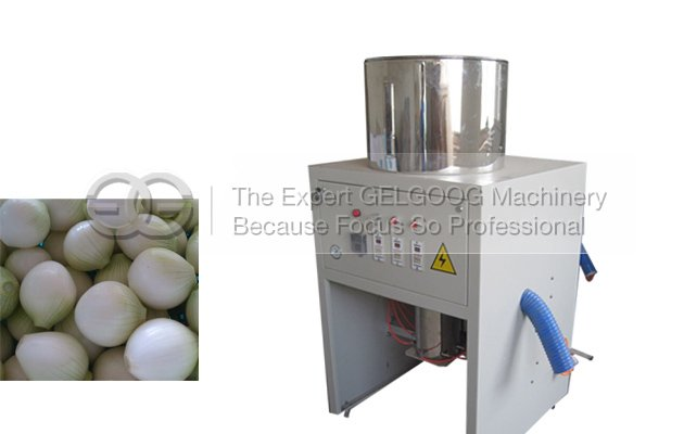 Small Model Onion Skin Removal Machine|Onion Peeling Machine