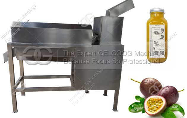 Passion Fruit Juice Machine|Passion Flower Juice Machine|Passionfruit Pulping Machine