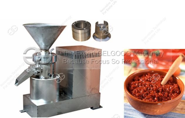 Chili Pepper Paste Machine|Pepper Grinder Machine |Pepper Milling Machine