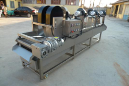 chicken feet peeling machine  line