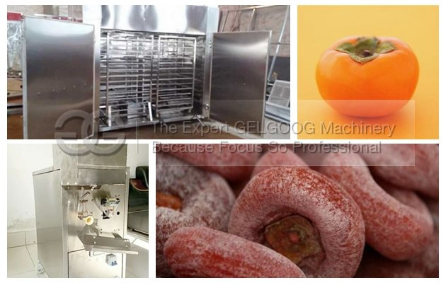 Dried Persimmon Processing Machine