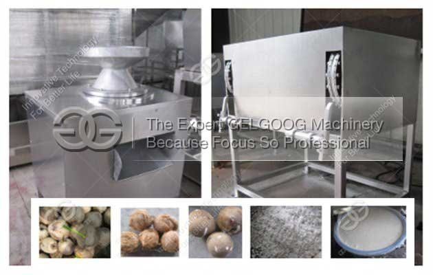 Coconut Milk Processing Line|Coconut Process Machine