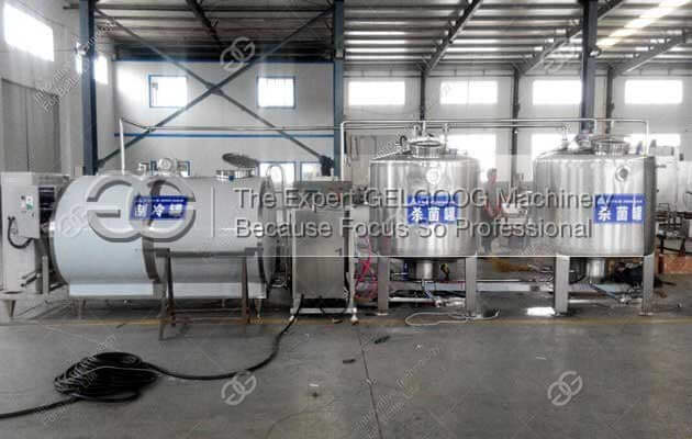Pasteurized Milk Production Line|Sterilization Milk Production Line|Milk Pasteurized Machine