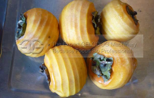dried persimmon peeling machine|persimmon peeling machine