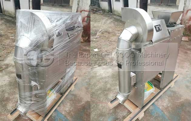 soybean peeling machine with low price
