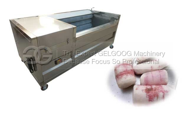 Cassava Peeling and Washing Machine Manufacturer
