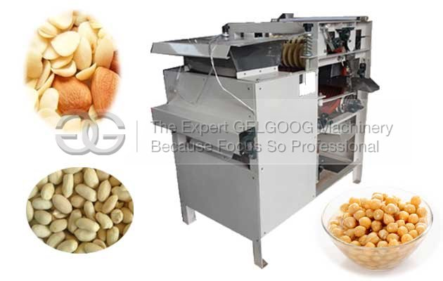 multifunction beans peeling machine for almond,peanut,chickpeas,soybeans