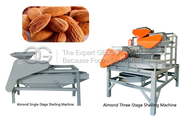 different type almond shelling machine china manufacturer