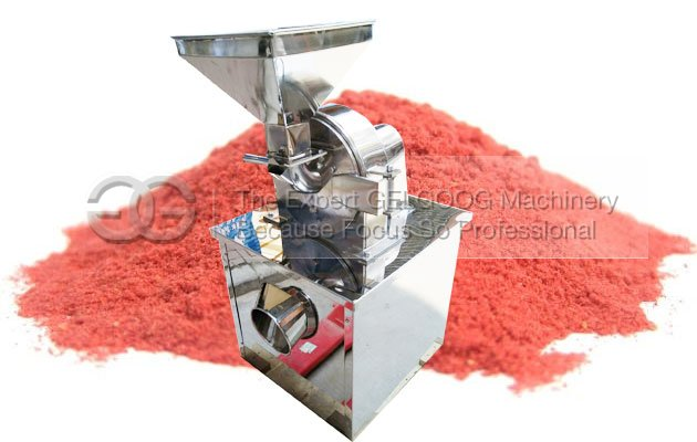 dry fruit powder making machine with low noise