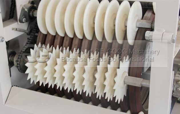 almond skin peeling machine with best price