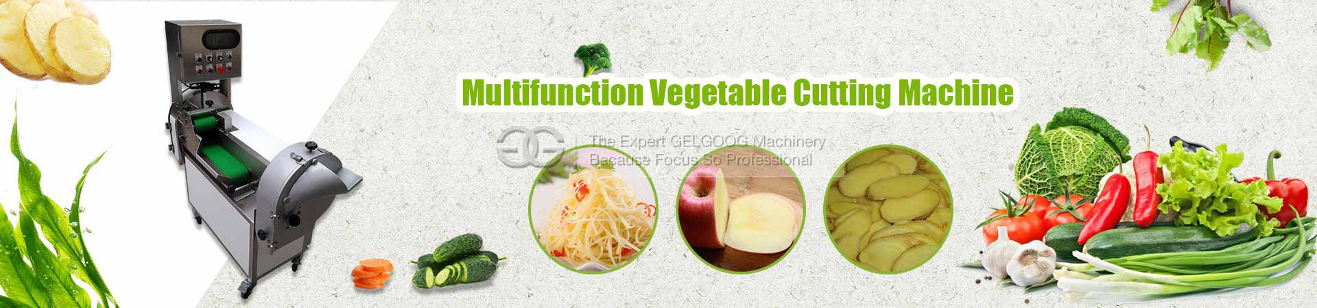 Multifunction Vegetable Cutting