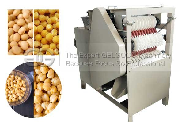 chickepeas skin peeling machine with low price