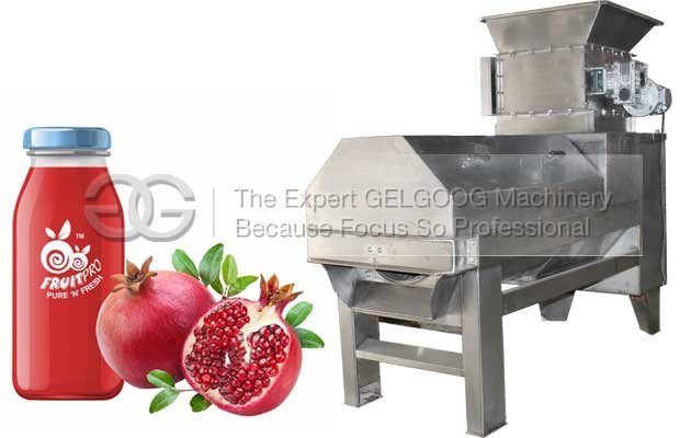 pomegranate peeling machine price