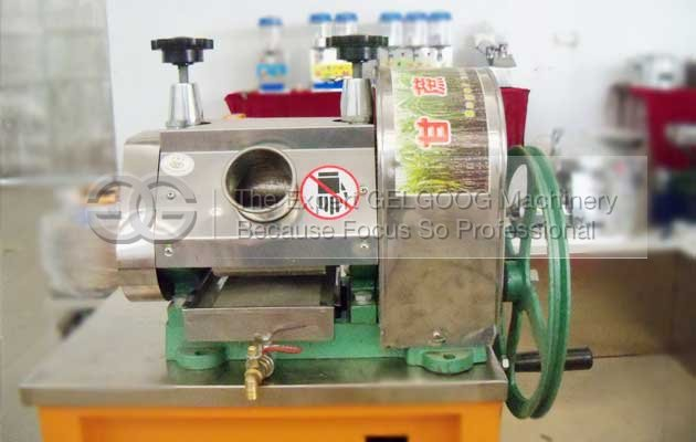 sugarcane juice making machine with high extract rate