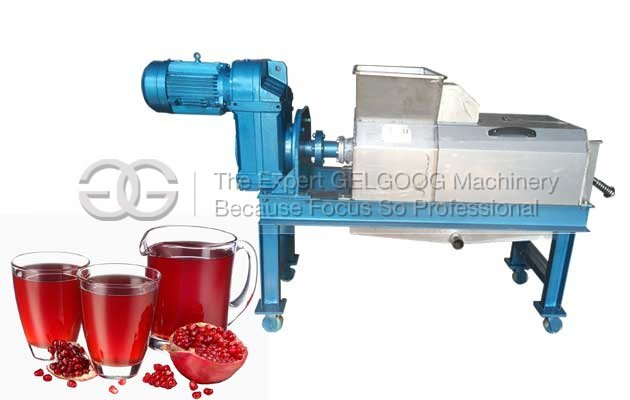 Automatic Commercial Pomegranate Juice Extractor Making Manufacturer