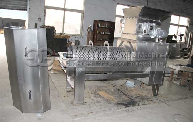 pomegranate peeling machine price india