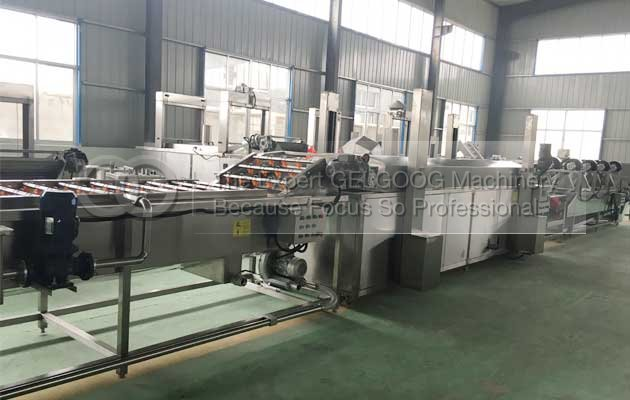 dates washing processing line manufacturer