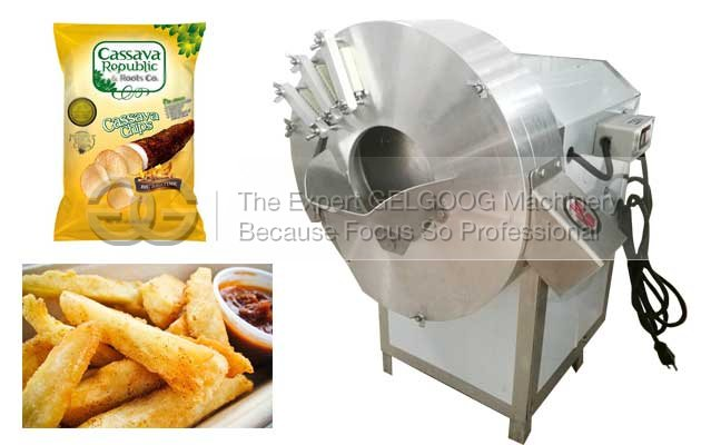 Maravalli Kilangu Cassava Chips Cutting Machine
