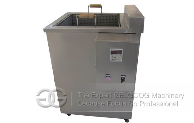 Water-Oil Mix Fryer Machine