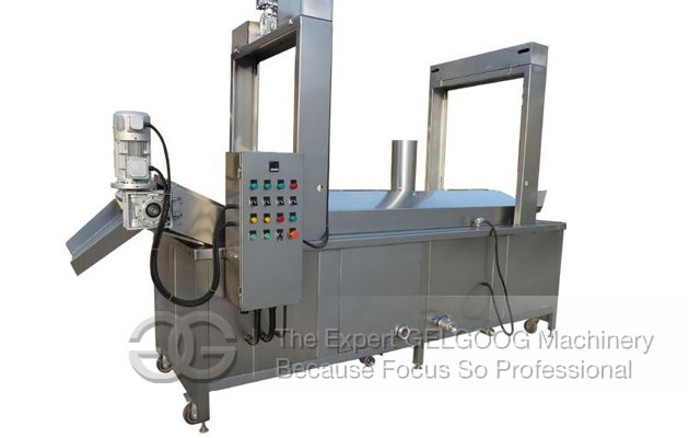 snack food frying machine with best price