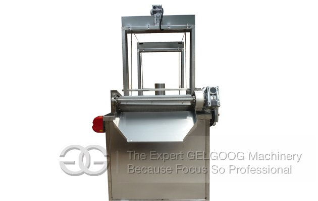 cashew nut fryer machine made in china