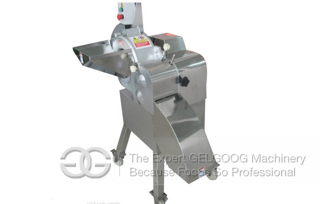 Vegetable Cube Cutting Machine