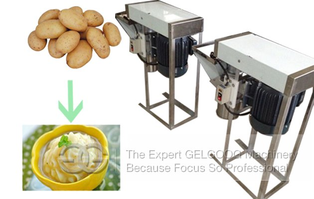 Yam Crusher and Grinder