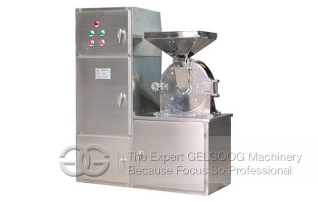 ginger grinding machine