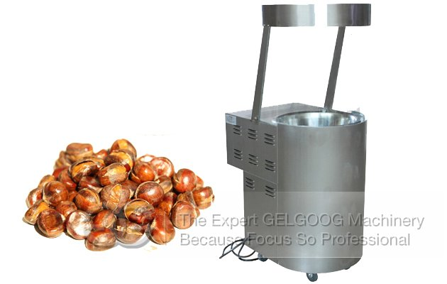 Chestnut Roasting Machine