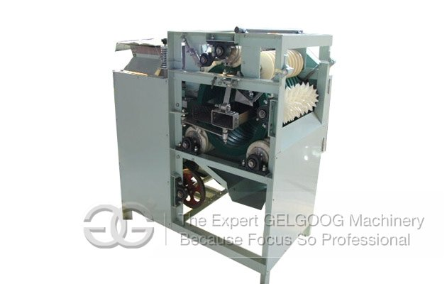 Almond peeling machine price