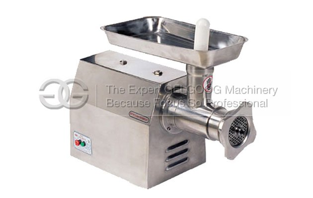 Household Small Stainless Steel Meat Grinder