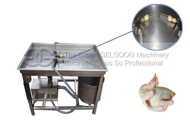 Manual Brine Injection Machine