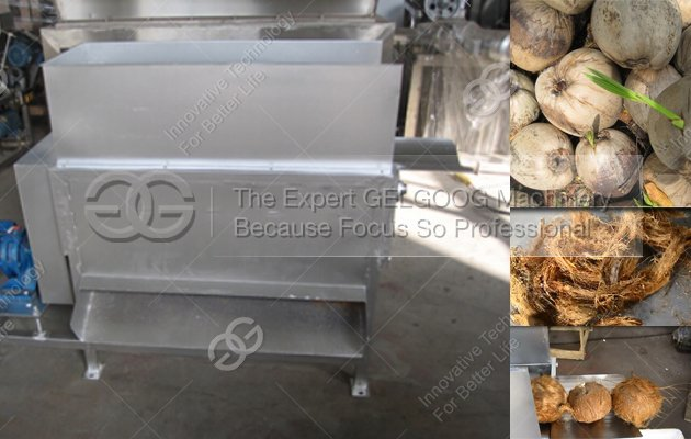 old coconut dehusking machine for sale made in china