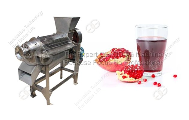 pomegranate juice machine