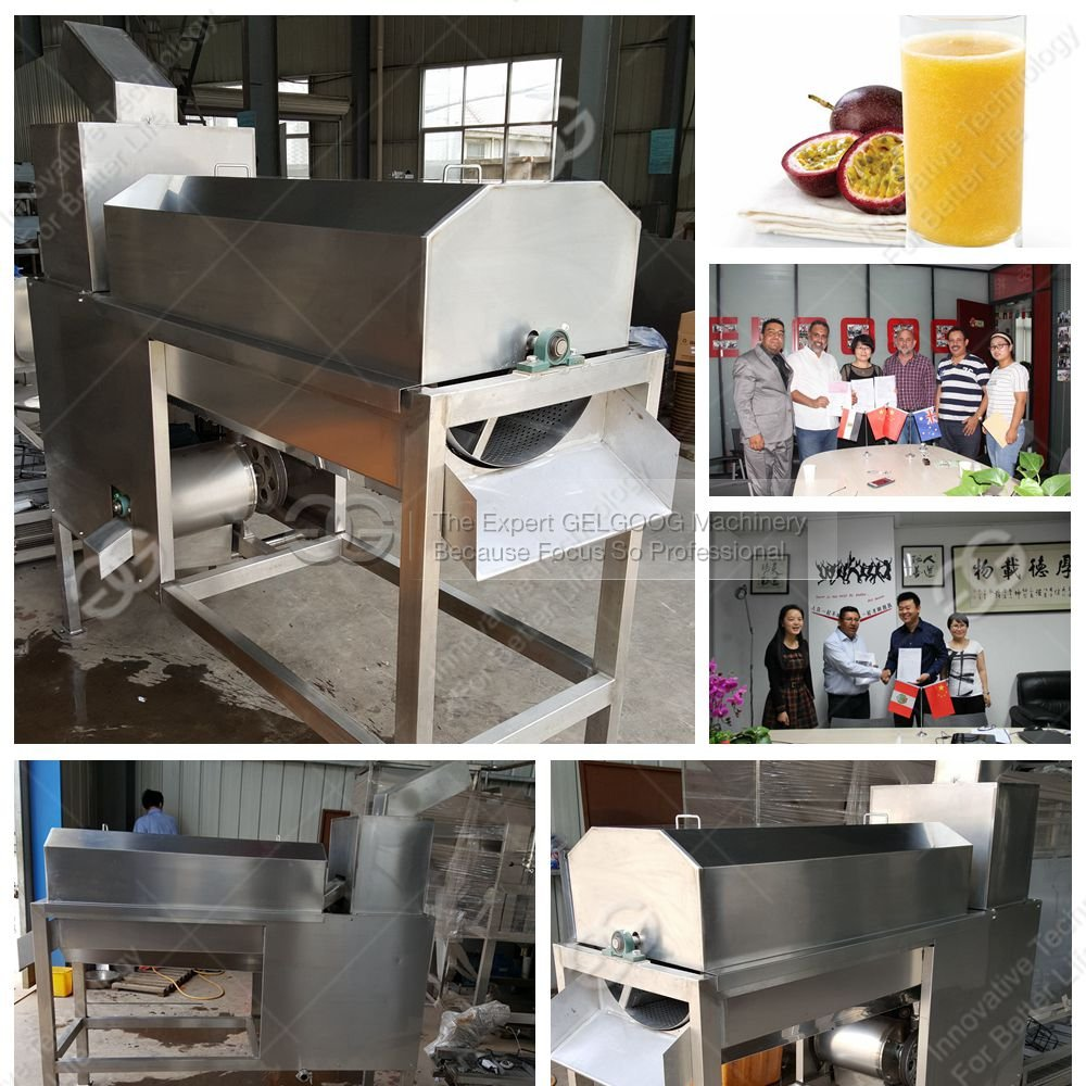 passion fruit juice machine| passion fruit pulping machine