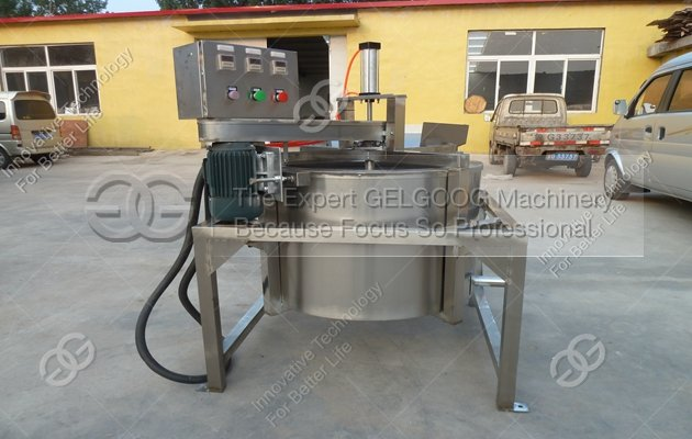 fried snack food Oil Separator Machine