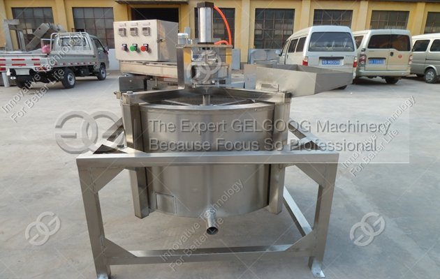 fried snack food Anti-oil Machine