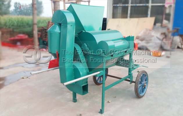 onion seed threshing machine