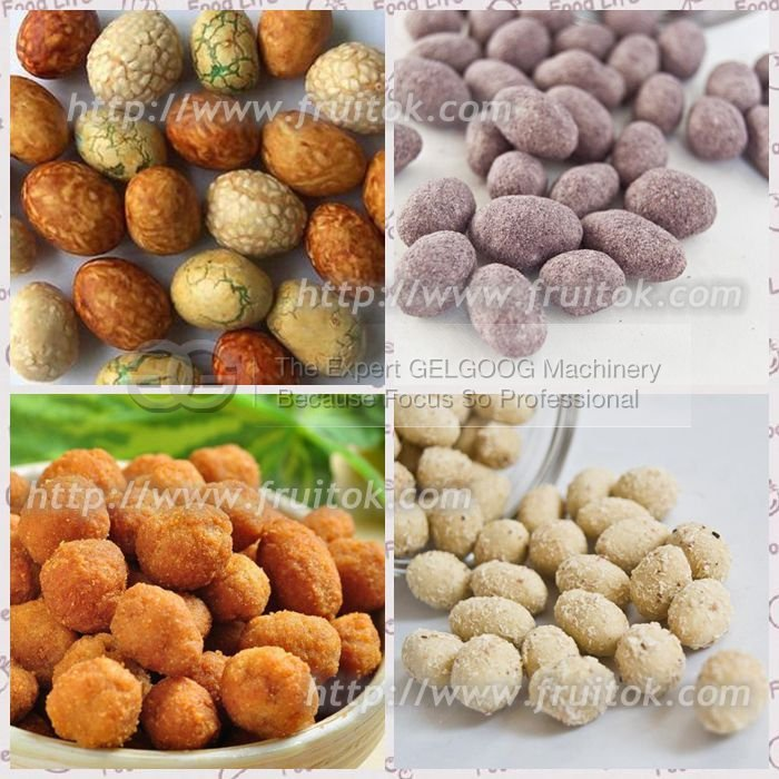 peanut coating machine with best price china cost price