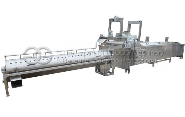 chicken feet peeling machine cost