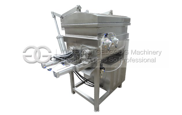 Vacuum Mixer Machine