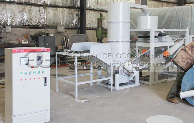 seed hulling machine for sale