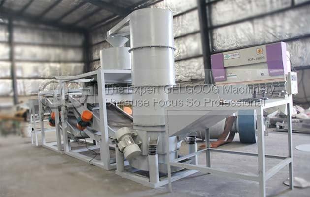 Melone Seeds Dehulling Machine