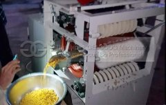 Chickpeas/Gram Skin Removal Machine|Chickpeas Peeler Machine
