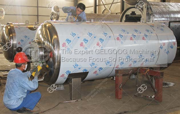 can food sterilization machine