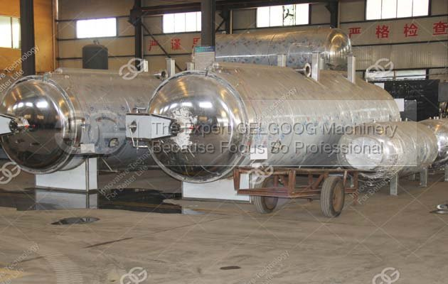 bottle sterilization machine china