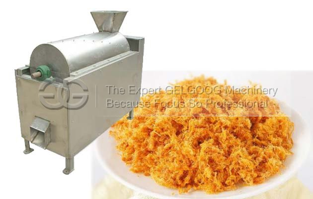 beef meat floss machine