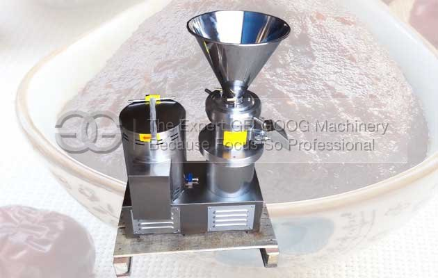 date palm paste making machine